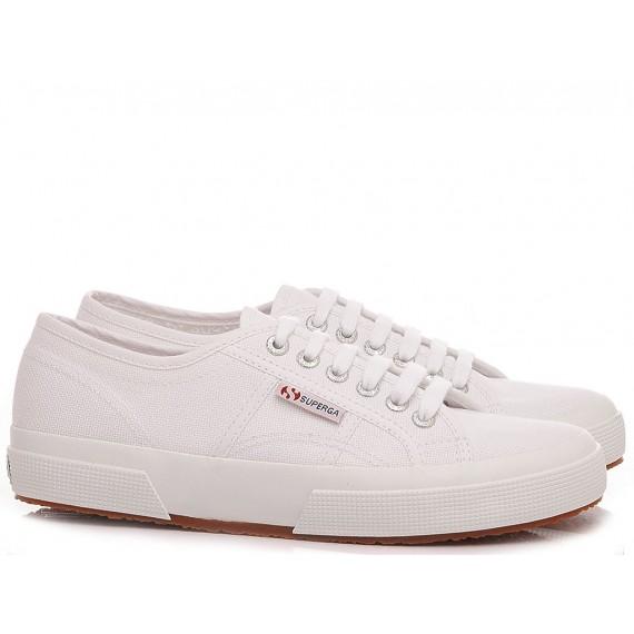 Superga Women's Sneakers 2750 COTU Classic White