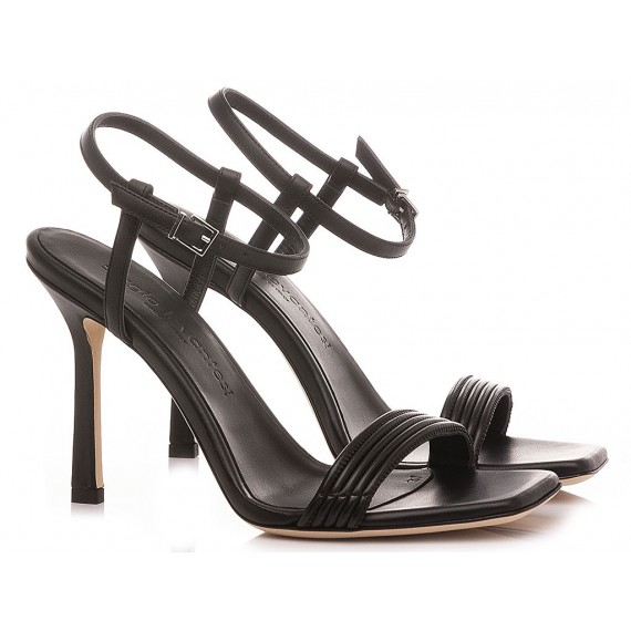 Sergio Levantesi Women's Sandals Tess Black