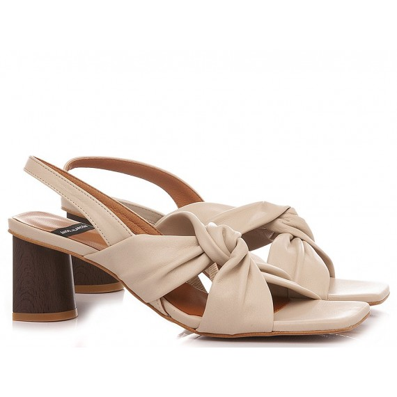 Angel Alarcon Women's Sandals 21023 Nude