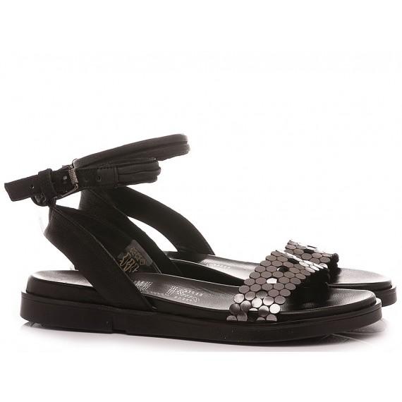 Mjus Women's Sandals P07008 Black