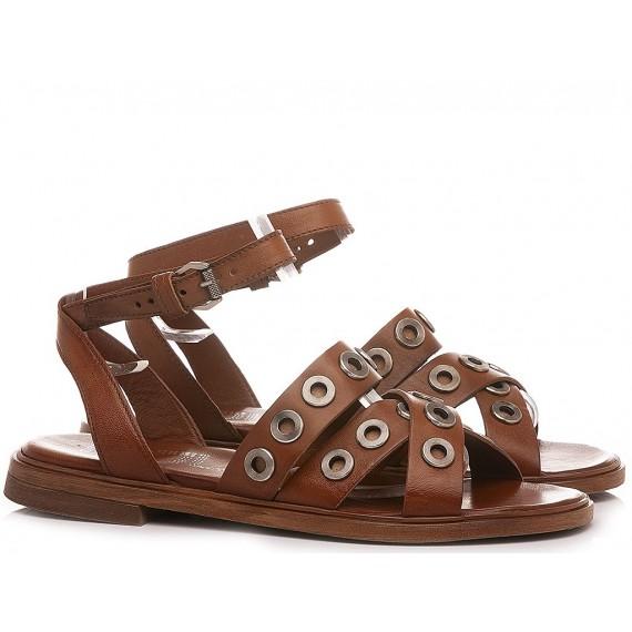 Mjus Women's Sandals M05065 Tan