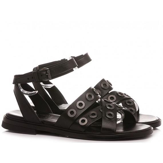 Mjus Women's Sandals M05065 Black