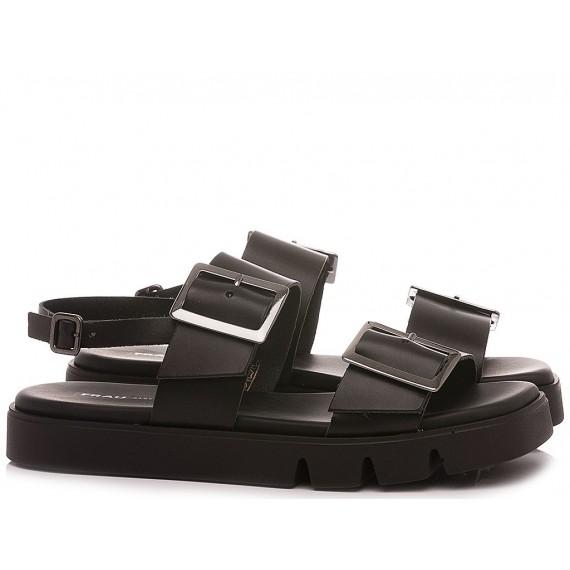 Frau Women's Sandals 8773 Black