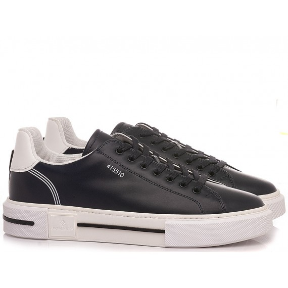 Brimarts Men's Sneakers 415510P Blue