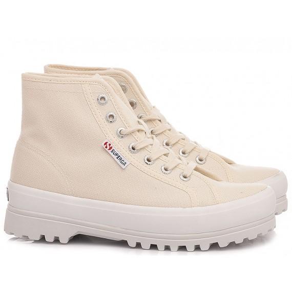 Superga Women's Sneakers Alpina 2341 Beige