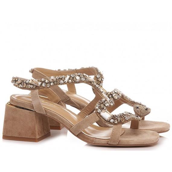 Alma En Pena Women's Sandals V21291 Taupe