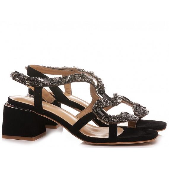 Alma En Pena Women's Sandals V21291 Black