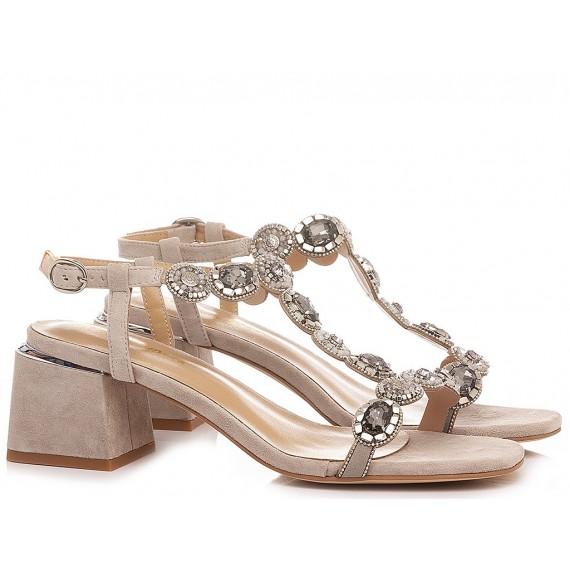 Alma En Pena Women's Sandals V21282 Taupe