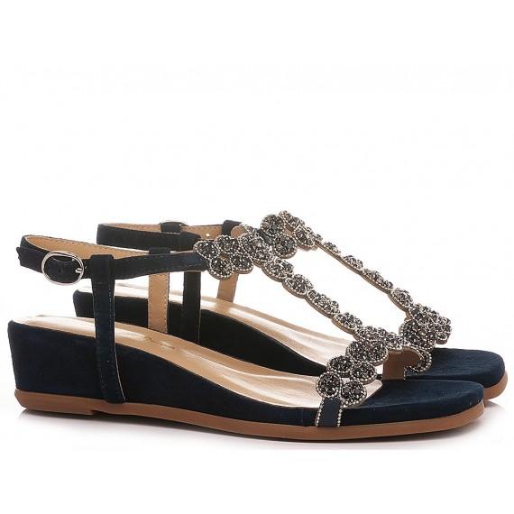 Alma En Pena Women's Sandals V21320 Navy