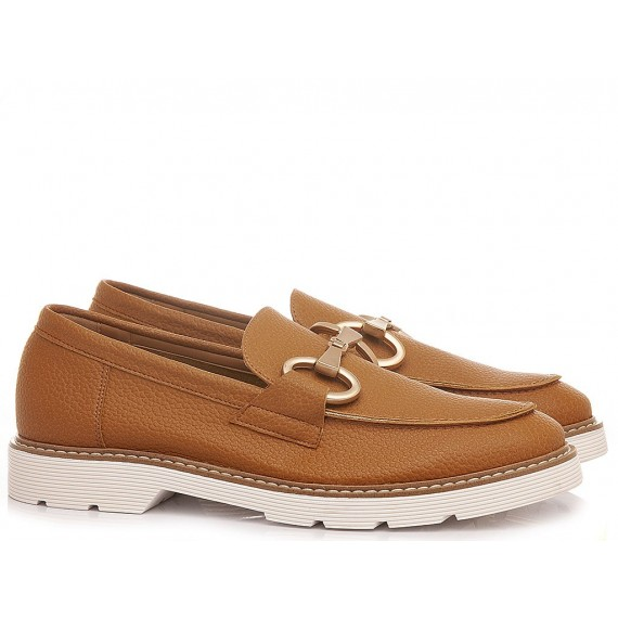 Kammi Women's Shoes Loafers 765002 Vanity Tan