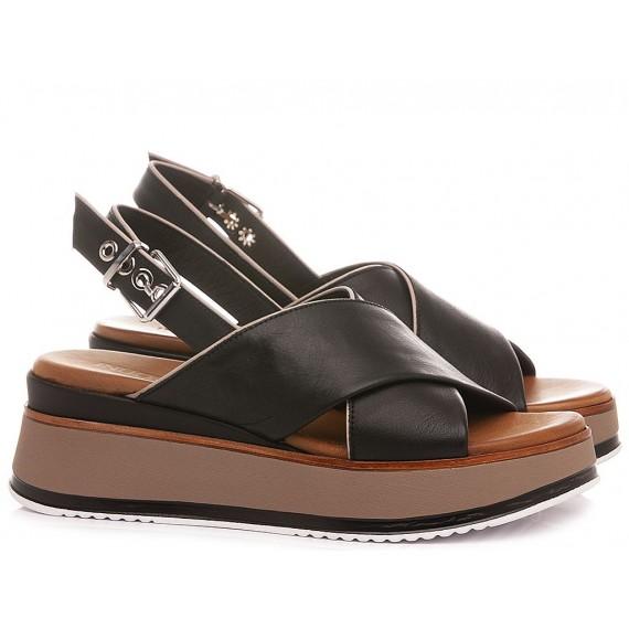 Inuovo Women's Sandals 774012 Black