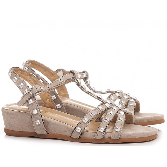 Alma En Pena Women's Sandals V21322 Taupe