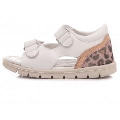 Falcotto Girl's Sandals Bard White