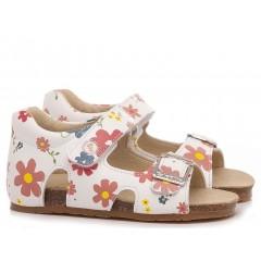 Falcotto Girl's Sandals Bea White