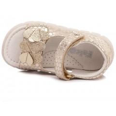 Falcotto Girl's Sandals Nefti Platinum