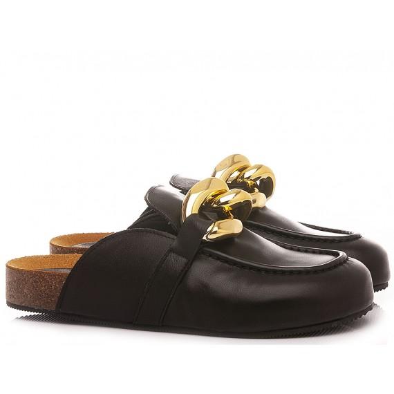 Crown Women's Sabot Leather...