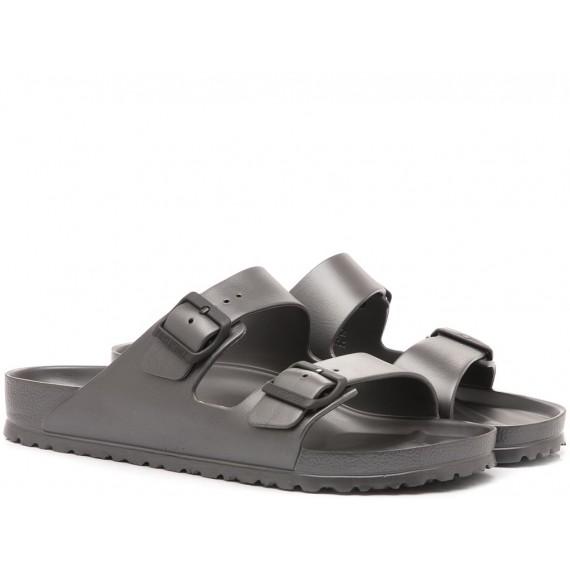Birkenstock Men's Sandals Arizona Eva Anthracite