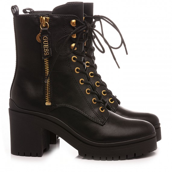 Guess Ankle Boots Cabra
